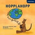 Hopplahopp - Das kleine Känguru Jimmy auf Reisen, 1 Audio-CD