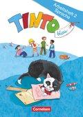 TINTO, Neubearbeitung: 2. Schuljahr, Arbeitsheft 2 Sprache, Blaue Ausgabe