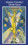 Original Aleister Crowley Thoth Tarot (Pocketversion)