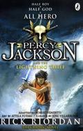 Percy Jackson and the Lightening Thief, The Graphic Novel - Vol.1