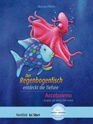 Der Regenbogenfisch entdeckt die Tiefsee - Arcobaleno scopre gli abissi del mare