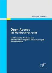 Open Access im Wettbewerbsrecht