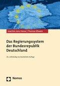 Das Regierungssystem der Bundesrepublik Deutschland, m. CD-ROM