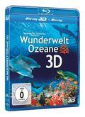 Wunderwelt Ozeane 3D, 1 Blu-ray