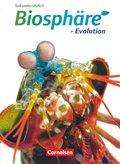 Biosphäre Sekundarstufe II - Themenbände: Evolution, Schülerbuch