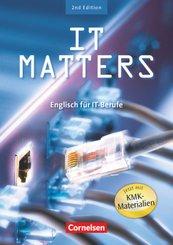 IT Matters - Englisch für IT-Berufe - Second Edition - B1/B2
