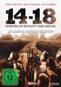 14-18: Europa in Schutt & Asche, 1 DVD
