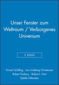 Unser Fenster zum Weltraum, m. DVD; Verborgenes Universum, 2 Bde.