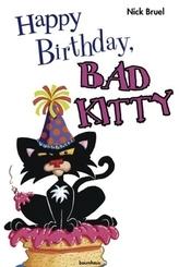 Happy Birthday, Bad Kitty, Deutsche Ausgabe