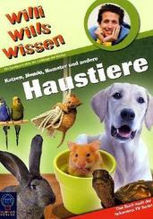 Katzen, Hunde, Hamster und andere Haustiere