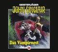 Geisterjäger John Sinclair - Das Vampirnest, 1 Audio-CD