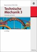 Technische Mechanik: Kinematik und Kinetik; 3