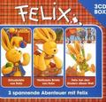 Felix Hörspielbox, 3 Audio-CDs - Vol.2