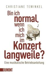 Bin ich normal, wenn ich mich im Konzert langweile?