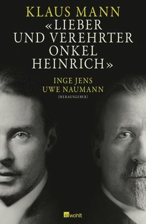 Lieber und verehrter Onkel Heinrich