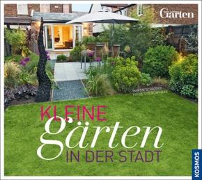 Kleine Gärten in der Stadt