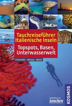 Tauchreiseführer Italienische Inseln