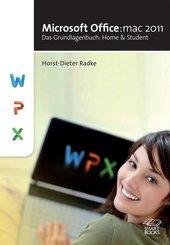 Microsoft Office: mac 2011 - Das Grundlagenbuch