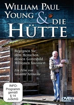 """William Paul Young & """"Die Hütte"""", 1 DVD"""