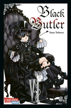 Black Butler - Bd.6