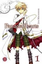 Pandora Hearts - Bd.1