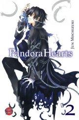 Pandora Hearts - Bd.2