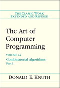 The Art of Computer Programming: Combinatorial Algorithms; Vol.4A - Pt.1
