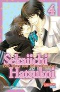 Sekaiichi Hatsukoi - Bd.4