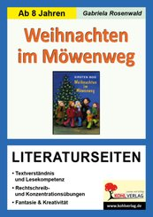 Weihnachten im Möwenweg - Literaturseiten