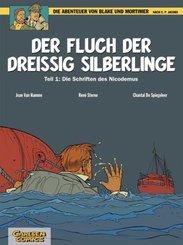Die Abenteuer von Blake und Mortimer - Der Fluch der dreißig Silberlinge - Tl.1