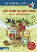 Lesemaus zum Lesenlernen - Abenteuergeschichten