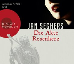 Die Akte Rosenherz, 5 Audio-CDs