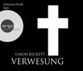 Beckett, Verwesung, 6 Audio-CDs