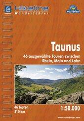 Hikeline Wanderführer Taunus