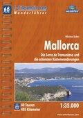 Hikeline Wanderführer Mallorca