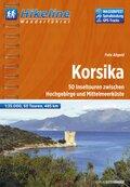Hikeline Wanderführer Korsika