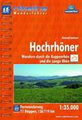 Hikeline Wanderführer Hochrhöner
