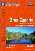 Hikeline Wanderführer Gran Canaria