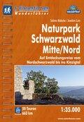 Hikeline Wanderführer Naturpark Schwarzwald Mitte/Nord