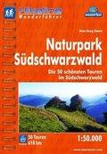 Hikeline Wanderführer Naturpark Südschwarzwald
