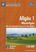 Hikeline Wanderführer Allgäu - Bd.1