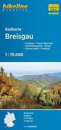 Bikeline Radkarte Breisgau