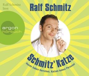 Schmitz' Katze, 3 Audio-CDs
