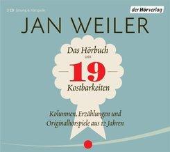 Das Hörbuch der 19 Kostbarkeiten, 3 Audio-CDs