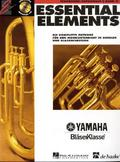 Essential Elements, für Tenorhorn/Euphonium in B (TC), m. Audio-CD - Bd.2
