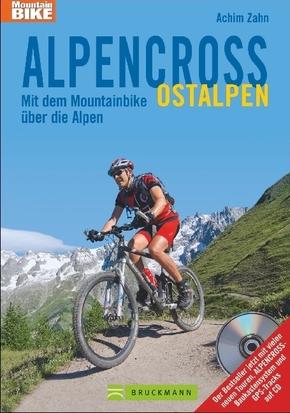 Alpencross Ostalpen, m. CD-ROM