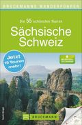 Bruckmanns Wanderführer Sächsische Schweiz