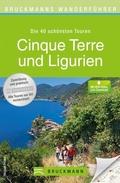 Bruckmanns Wanderführer Cinque Terre und Ligurien