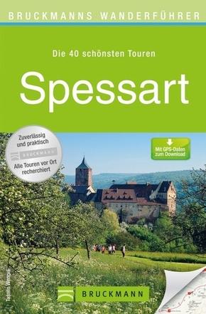 Bruckmanns Wanderführer Spessart