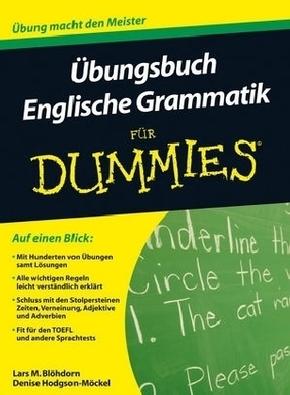 Übungsbuch Englische Grammatik für Dummies